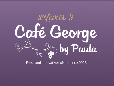 Cafe George By Paula • New Haven