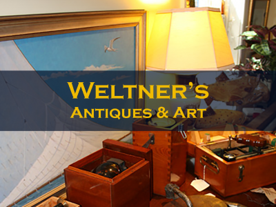 Weltner Antiques & Art • Essex