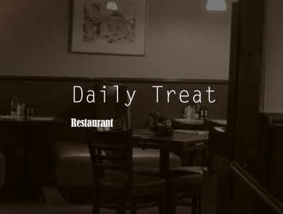 Daily Treat • Ridgewood