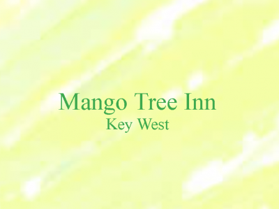 Mango Tree Inn • Key West