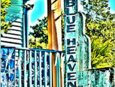 Blue Heaven • Key West