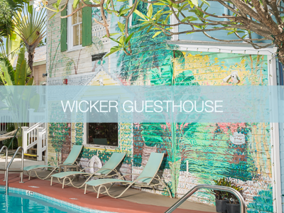 Wicker Guesthouse • Key West