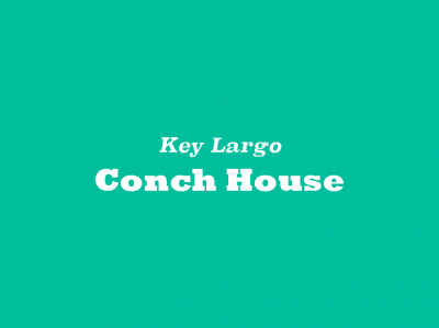 Key Largo Conch House • Key Largo