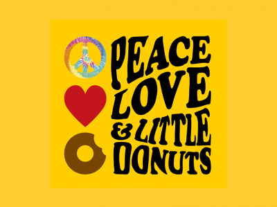 Peace, Love & Little Donuts • Naples