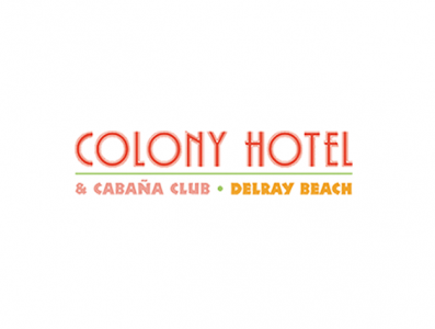 Colony Hotel • Delray Beach