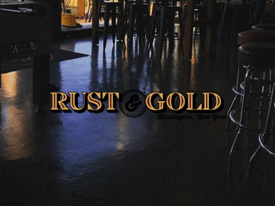 The Rust & Gold • Huntington